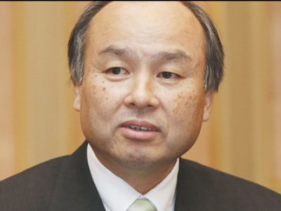 Softbank CEO Masayoshi Son on Electricity System Reform