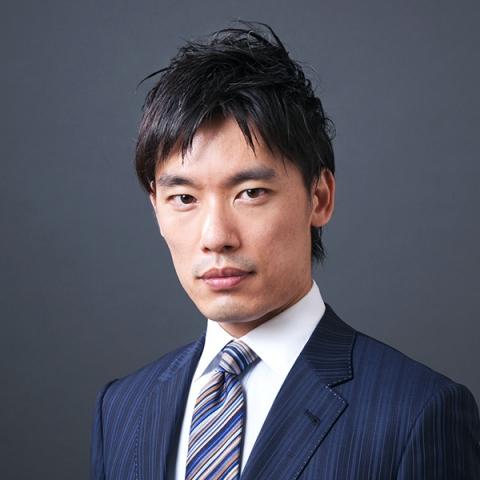 Yutaka Iwahori 岩堀裕  | GR Japan