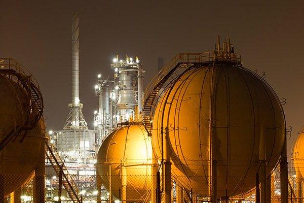 Liquid Natural Gas Storage