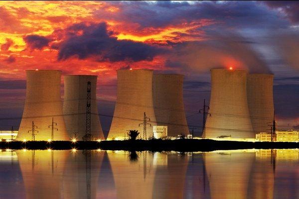 Nuclear Plant Japan