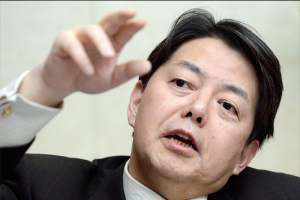 Yoshihasa Hayashi