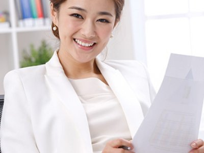 Japanese Business Women