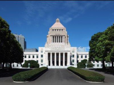 Japan Diet Building