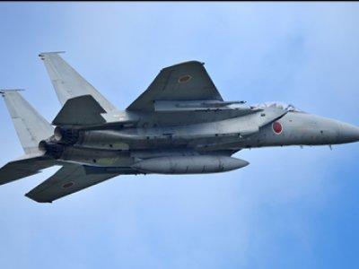 Japanese SDF F15