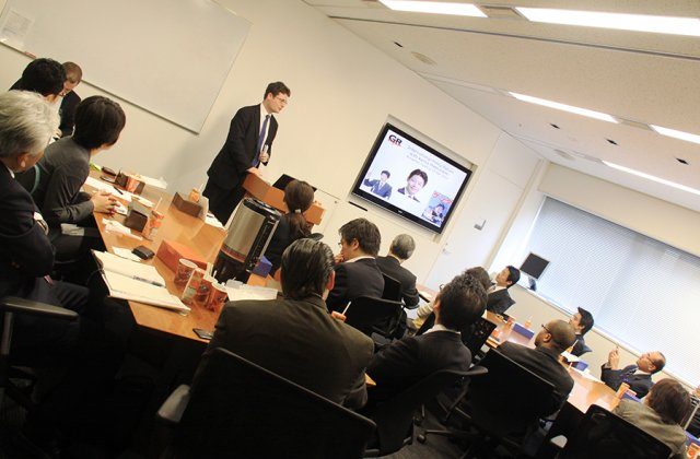 Breakfast with Kenta Matsunami Member of the House of Representatives Former Vice Minister of Health, Labor and Welfare