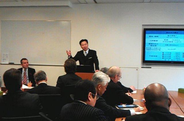 Breakfast with Tetsuro Fukuyama Former Deputy Chief Cabinet Secretary (DPJ)