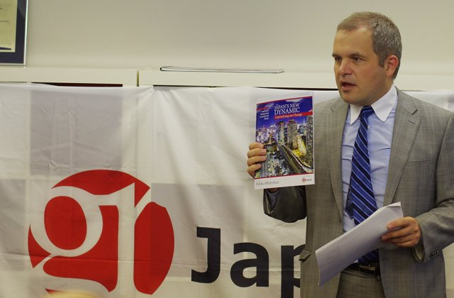 """GR Japan special report """"Japan's New Dynamic: Capitalising on Change"""""""